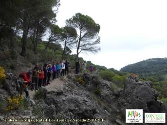2017-03-25, R1 Senderismo Mijas, Arenales (12)