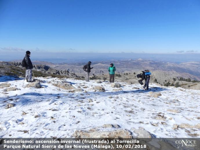 2018-02-10, ConoceNatura Senderismo Torrecilla (099)